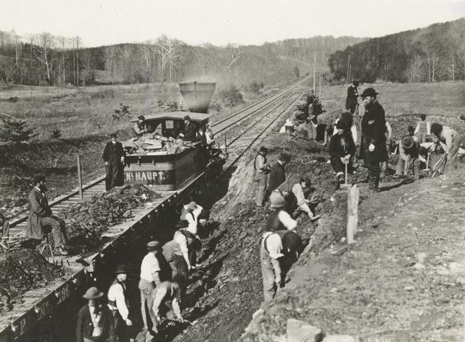 Transcontinental Railroad Project